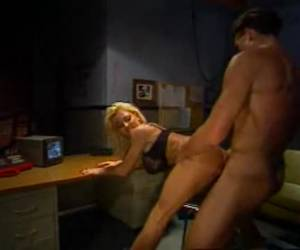 ochroniarz sex hardcoree porno film